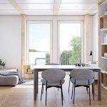 Landzinshaus Interior - exemplarische Darstellung