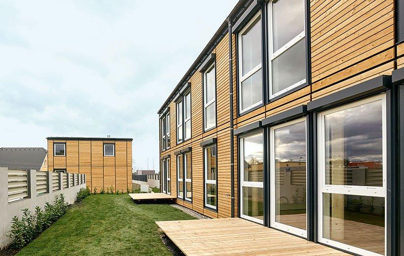 Landzinshaus Mitterndorf an der Fischa, Lukas Lang Building Technologies