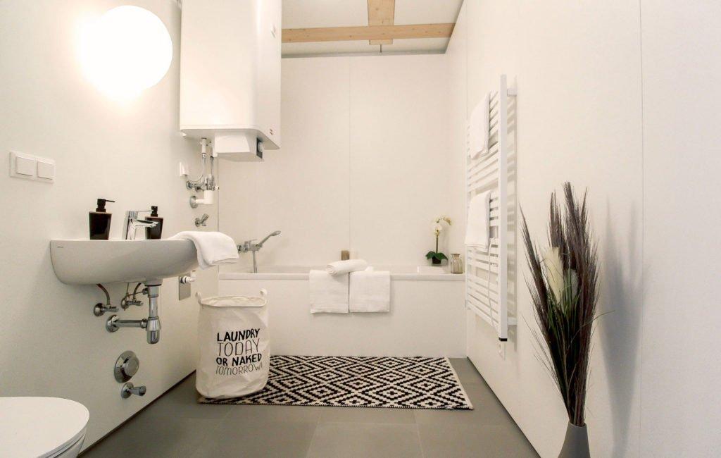 Musterwohung Pixendorf Badezimmer