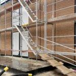 Baufortschritt Traismauer Maerz 2021